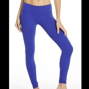 Fabletics never worn blue leggings